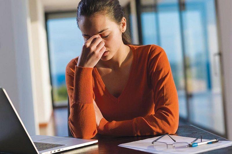 Viêm nhiễm lâu ngày rất có thể dẫn tới suy giảm thị lực