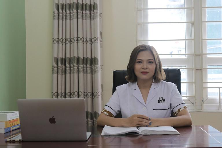 Bác sĩ Trần Thị Oanh