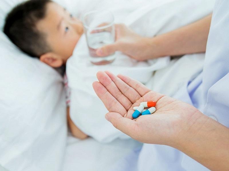 Thuốc trị viêm xoang từ Tây y