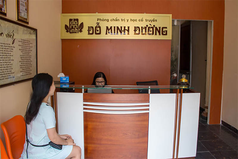 Đây là địa chỉ thăm khám bằng phương pháp y học cổ truyền uy tín