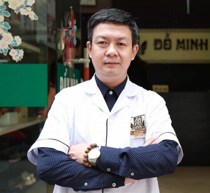Bác sĩ Đỗ Minh Tuấn