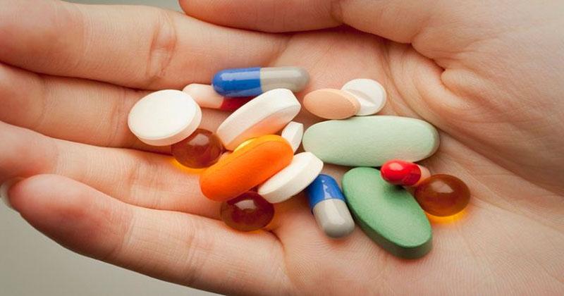 Các thuốc Tây y chỉ giải quyết các triệu chứng của viêm xoang trán