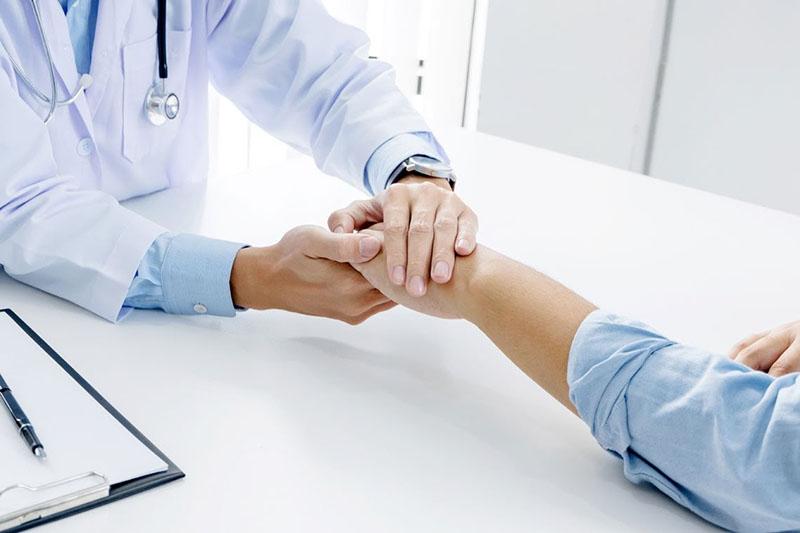 Người bệnh nên lựa chọn cơ sở khám chữa bệnh uy tín