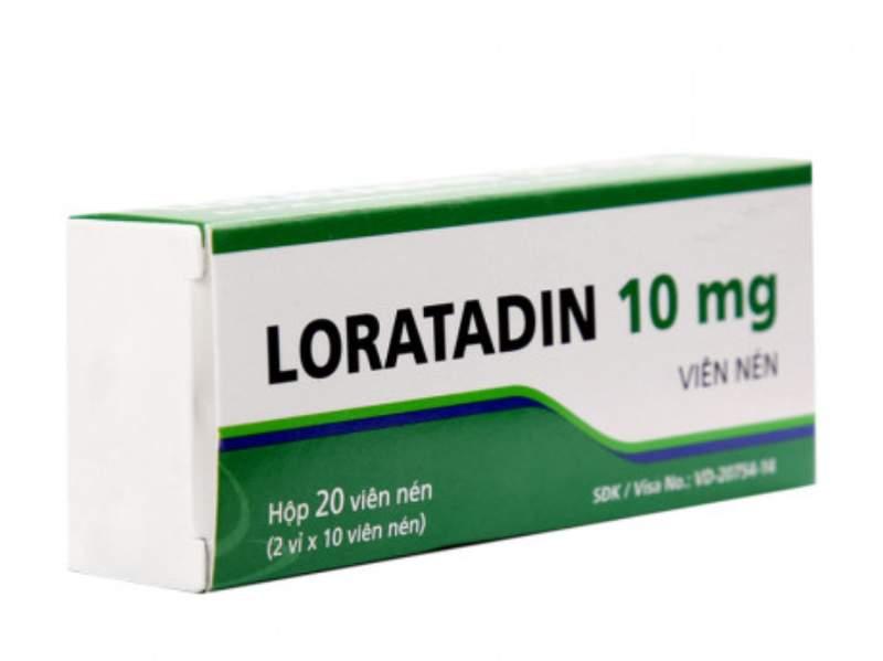 Thuốc kháng histamin H1 là loại thuốc giảm viêm mũi dị ứng rất hiệu quả