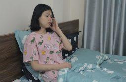 Viêm xoang mãn tính khiến Nga mệt mỏi, sức khỏe xuống cấp