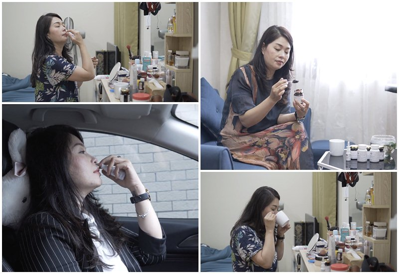 DV Thanh Tú sử dụng bài thuốc viêm xoang Đỗ Minh trong suốt 3 tháng