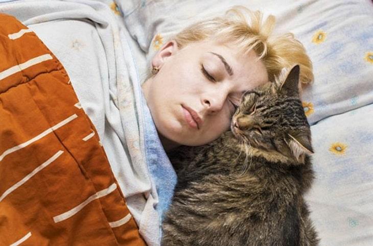 Một vài người bị kích ứng với lông động vật dẫn đến viêm xoang cấp mủ