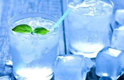 Nước đá khiến người bệnh bị co nghẽn lớp niêm mạc hô hấp - Viêm xoang uống nước đá được không