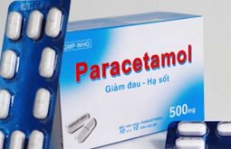 Paracetamol là câu trả lời cho viêm xoang trán uống thuốc gì