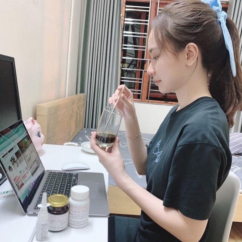 Quá trình sử dụng bài thuốc Viêm mũi dị ứng Đỗ Minh của mình rất nhanh chóng, tiện lợi