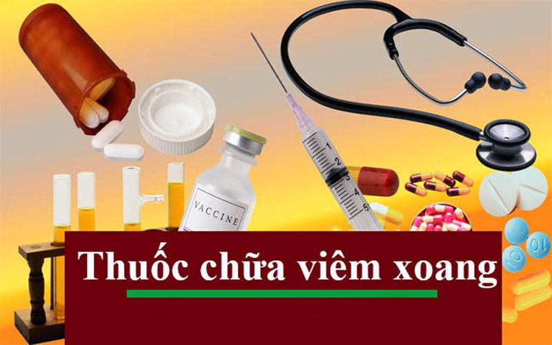 Nhiều người có thói quen sử dụng thuốc Tây khi các triệu chứng viêm mũi xoang tái phát